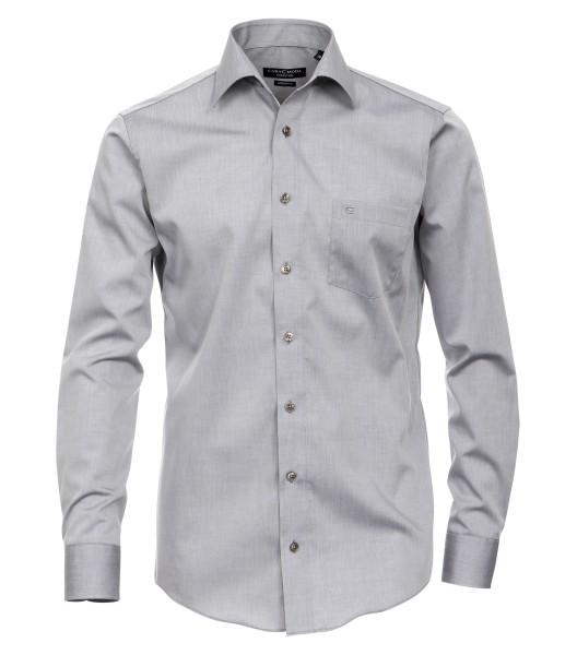Hemden Extra langer Arm 72 cm, Casa Moda, Modern Fit, Grau