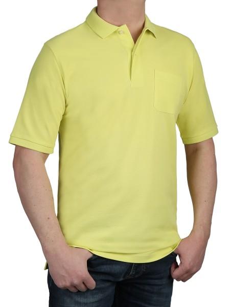 Poloshirt KITARO Lemon- EXTRALANG
