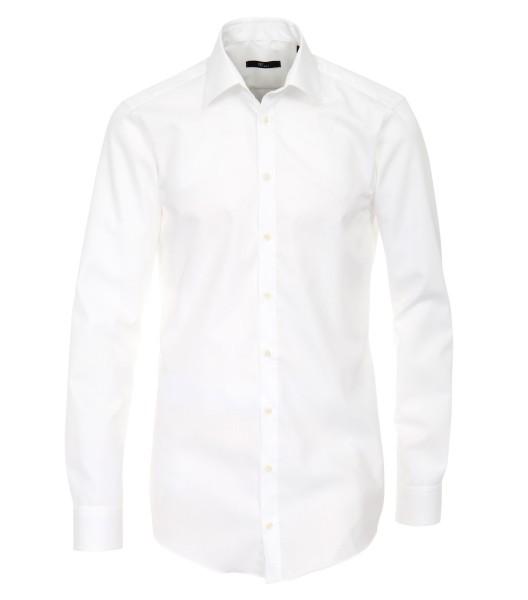Extra langer Arm 69 cm, Hemd Venti Modern Fit, Weiß