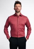 Hemden Extra langer Arm 72 cm, E T E R N A Slim Fit, Rot