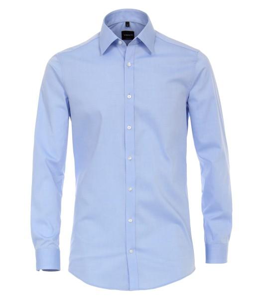 Hemden Extra langer Arm 72 cm, Venti Body Fit, Hellblau
