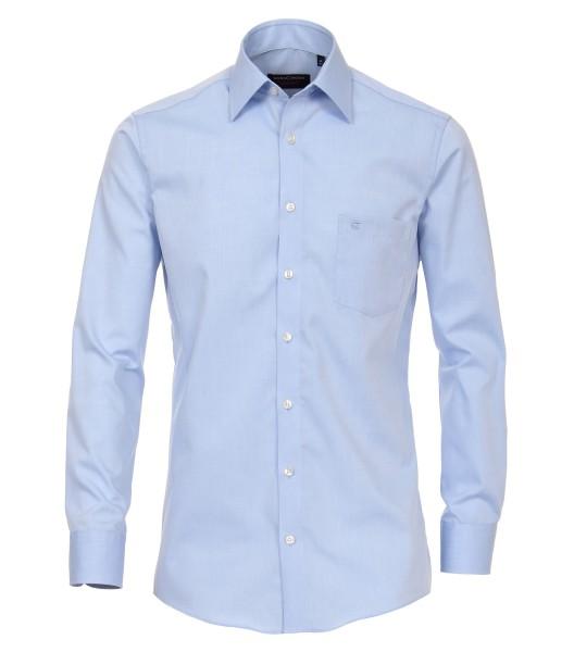 Hemd Casa Moda Comfort Fit Hellblau Extra langer Arm 72 cm