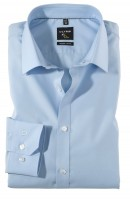 Hemden Extra Langer Arm 69 cm, OLYMP No. Six super slim, Hellblau 39