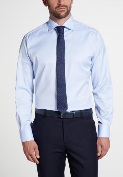Hemden Extra langer Arm 68 cm, E T E R N A modern fit, Hellblau-BLICKDICHT