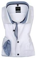 OLYMP Extra langer Arm 69 cm, Hemden Luxor modern fit, modisch weiß