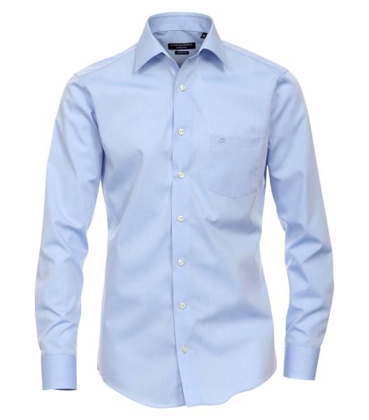 Hemden Extra langer Arm 72 cm, Casa Moda, Modern Fit, Hellblau