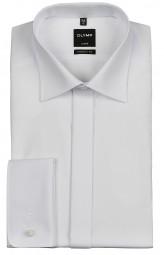 Hemd OLYMP Luxor modern fit Weiß Umschlagmanschetten ELA 70cm
