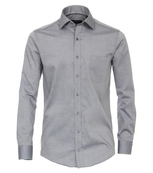 Hemden Extra langer Arm 69 cm, Casa Moda Modern Fit, Grau