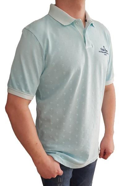 Poloshirt KITARO Mint-in EXTRA LANG