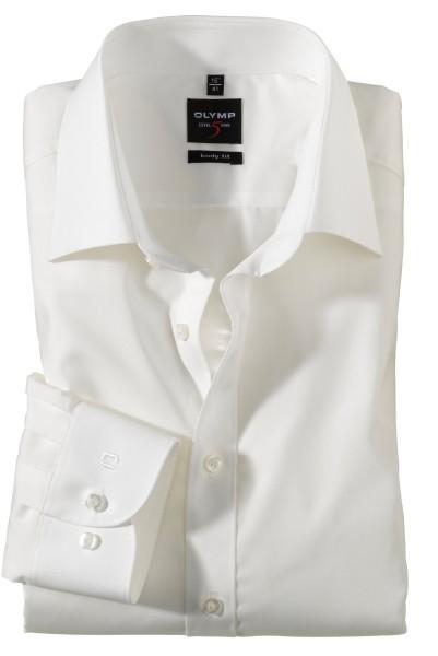 OLYMP Extra langer Arm 69 cm, Hemden Level Five body fit, Beige