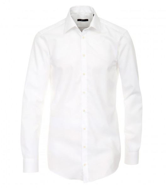 Extra langer Arm 72 cm, Hemd Venti Modern Fit, Weiß
