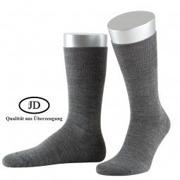 JD Businesssocke Grau 1 Paar