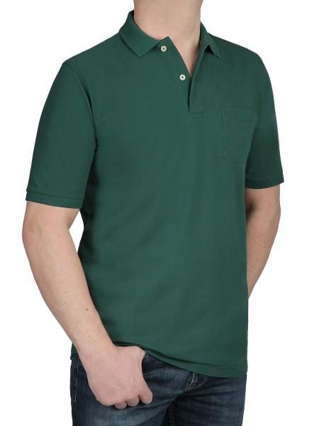 Poloshirt KITARO Grün - EXTRALANG