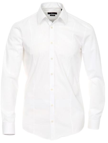 Hemden Extra langer Arm 72 cm, Venti body fit, Weiß