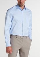 Hemden Extra langer Arm 68 cm, E T E R N A Comfort Fit, Hellblau-BLICKDICHT