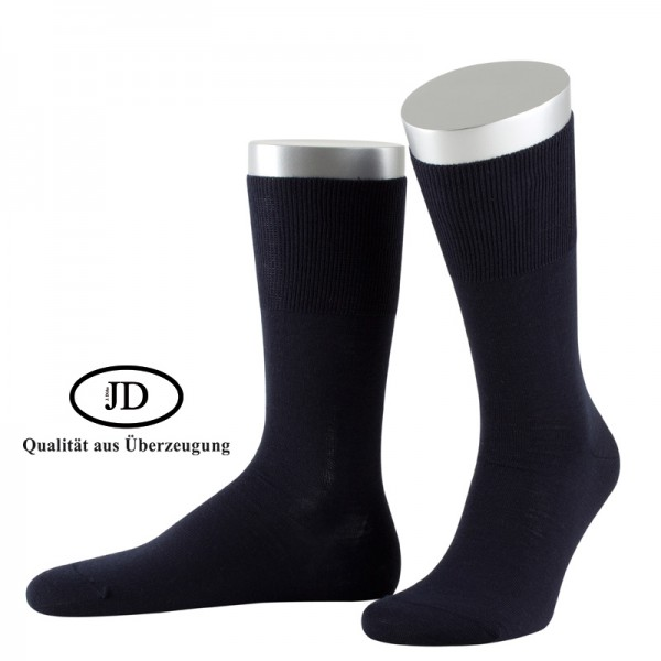JD Businesssocke Marine 1 Paar